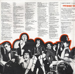 Rocky Horror Show, 1974 Australian Cast LP, Festival Records (Gatefold, Left Side)