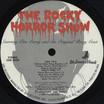Rocky Horror Show, 1974 Roxy Cast LP (Disc Label Side Two)