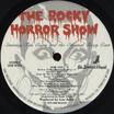 Rocky Horror Show, 1974 Roxy Cast LP (Disc Label Side One)
