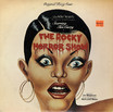 Rocky Horror Show, 1974 Roxy Cast LP (Front Cover)