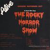 Rocky Horror Show, 1981 Australian Cast LP (Back Cover)