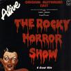 Rocky Horror Show, 1981 Australian Cast LP (Front Cover)
