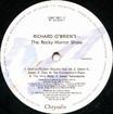 Rocky Horror Show, 1990 London Cast Double LP (Disc One Label Side One)