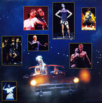 Rocky Horror Show, 1990 London Cast Double LP (Gatefold, Right Side)
