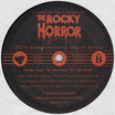 Rocky Horror 20th Anniversary Fan Tribute LP (Disc Label Side Two)