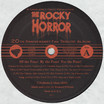 Rocky Horror 20th Anniversary Fan Tribute LP (Disc Label Side One)