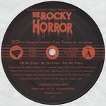 Rocky Horror 20th Anniversary Fan Tribute LP (Disc Label Side One)