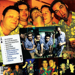 "Me First And The Gimme Gimmes ""Are a Drag"" LP (Back Cover)"
