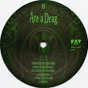 """Me First And The Gimme Gimmes """"Are a Drag"""" LP (Disc Label Side Two)"""