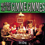 "Me First And The Gimme Gimmes ""Are a Drag"" LP (Front Cover)"
