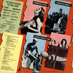 Rocky Horror Picture Show Soundtrack LP (Back Cover)