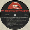 Rocky Horror Picture Show Soundtrack LP (Disc Label Side Two, Alternate Pressing)