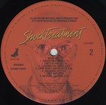 Shock Treatment Soundtrack LP (Disc Label Side Two)
