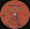 Shock Treatment Soundtrack LP (Disc Label Side One)