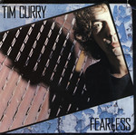 "Tim Curry ""Fearless"" LP (Front Cover)"