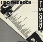 "Tim Curry ""I Do The Rock"" 12"" Single (Front Cover)"