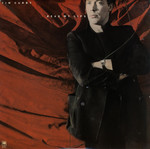"""Tim Curry """"Read My Lips"""" LP (Front Cover)"""