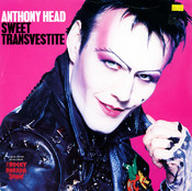 """Anthony Head """"Sweet Transvestite"""" 12"""" Single (Front Cover)"""