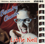 "Little Nell ""Beauty Queen"" 7"" Single (Front Cover)"