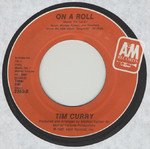"Tim Curry ""Working On My Tan"" 7"" Single (Disc Label Side Two)"