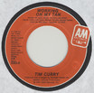 "Tim Curry ""Working On My Tan"" 7"" Single (Disc Label Side One)"